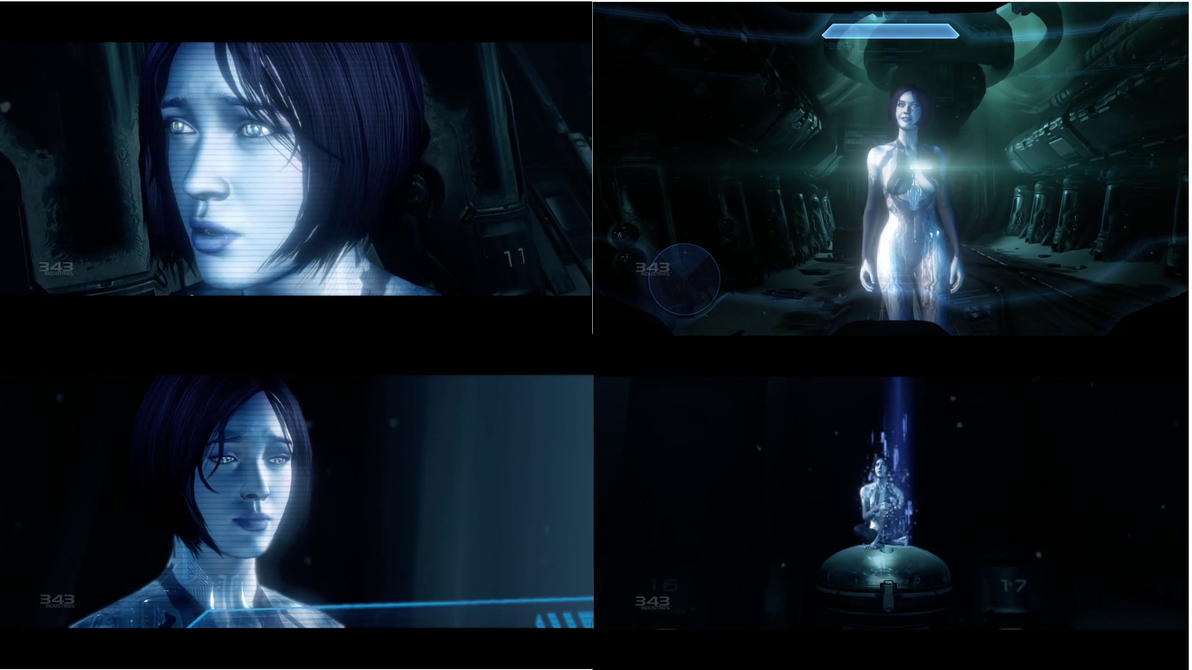 Cortana de halo 4 desnuda porno movies