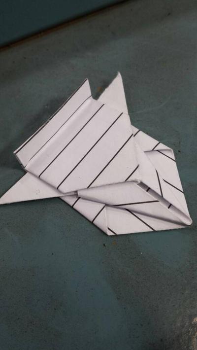 Paper Craft by Thrumm