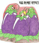 the Egg plant effect