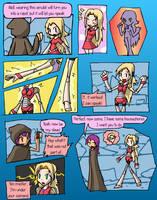 Every girls got her weakness, Sandrea by Gojiro7
