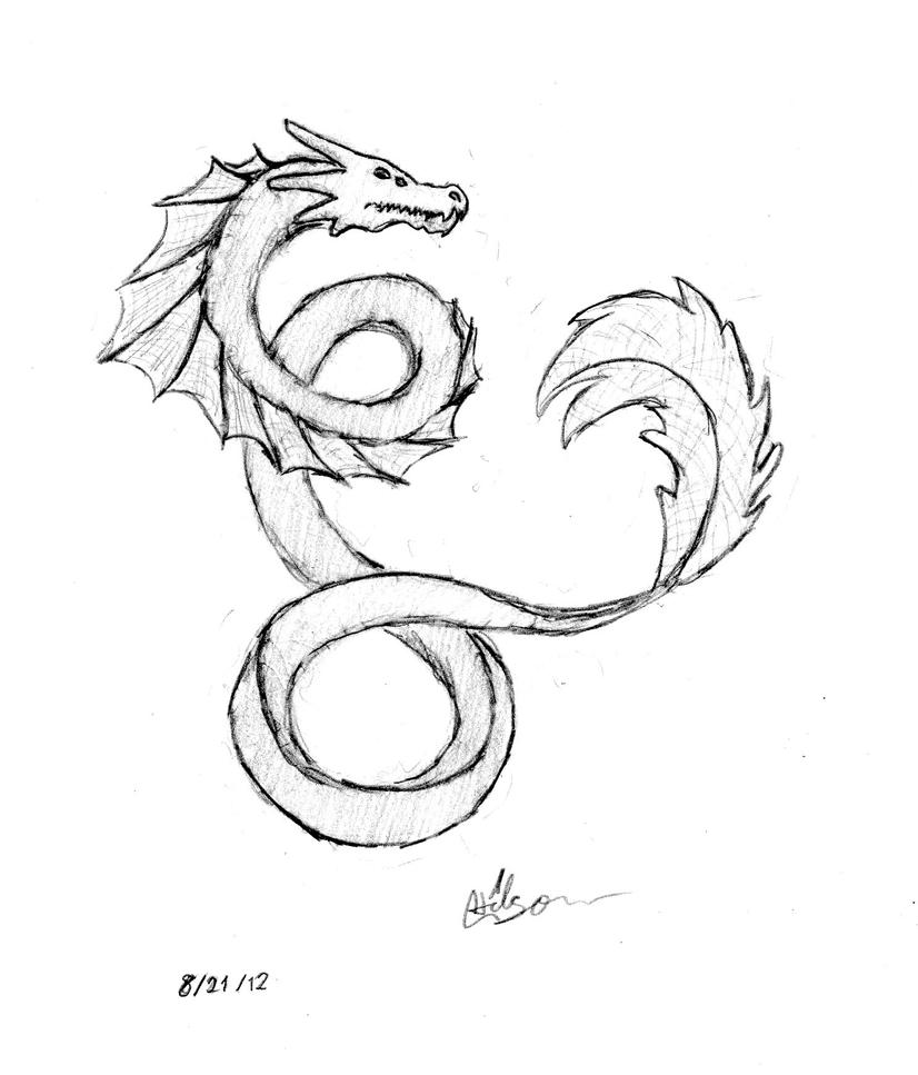 Sea Serpent By Feanor The Dragon On Deviantart