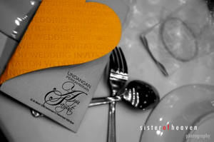 Wedding Invitation by sisterofheaven