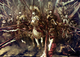 Polish Hussars by Lacedemon