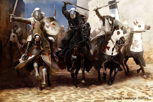 Siege of Acre 1291. Version 3