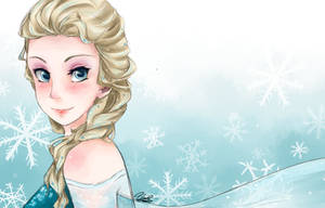 The Snow Queen by TsukiPan