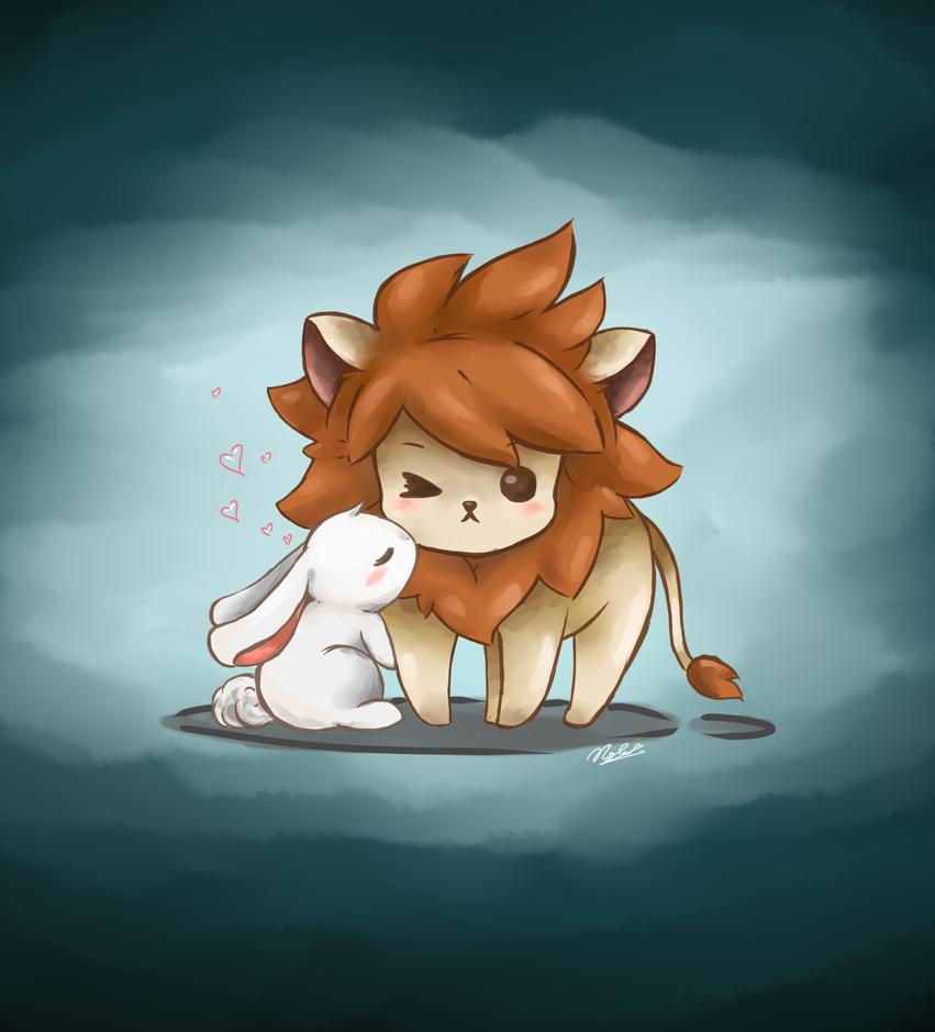 Predator and Prey ~ by TsukiPan