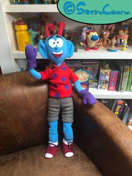 Lenny's Plush Toy