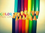 color your life by chisa18