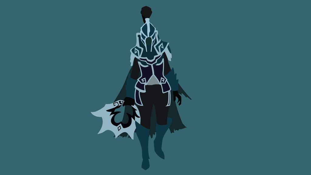 Phantom assassin minimalist by knixt