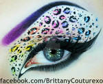 Neon Leopard Print (with pictorial)