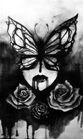 Black Butterfly by FairyFaily