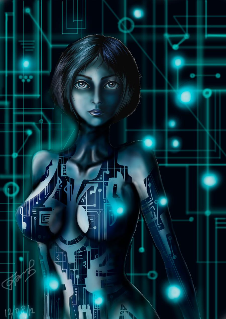Human Form Cortana
