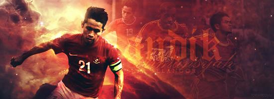 Andik Vermansyah -Selangor FA by SkipperArt
