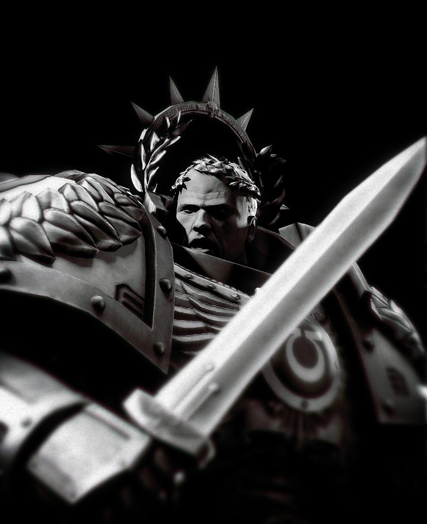 Lord of Ultramar by Joazzz2