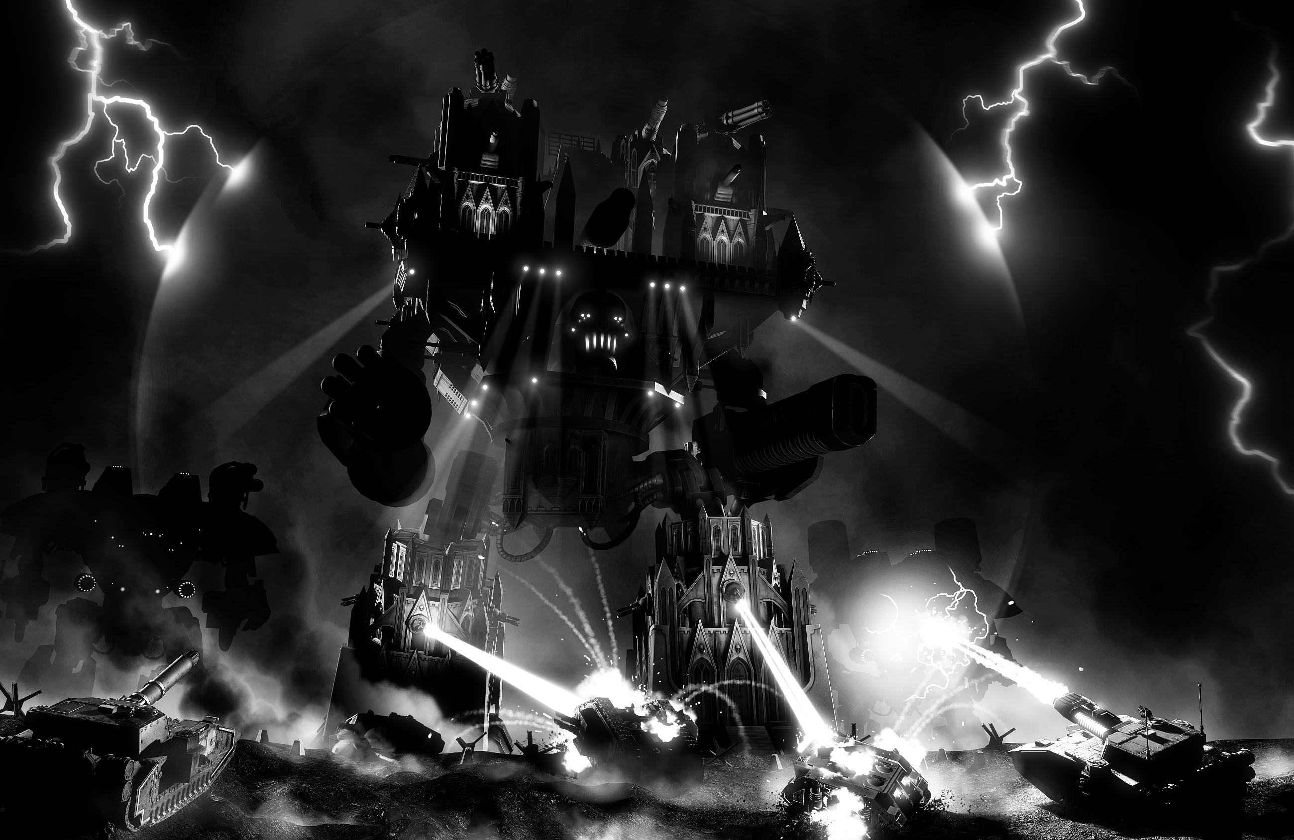 The War Monger by Joazzz2