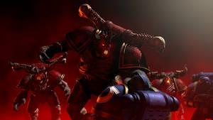 GMod/SFM: Possessed Chaos Space Marines