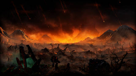 The Horus Heresy: Calth Burns