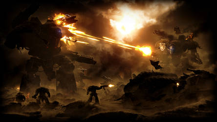 The Horus Heresy: The Battle of Tallarn