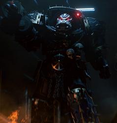 Night Lords Chaos Terminator