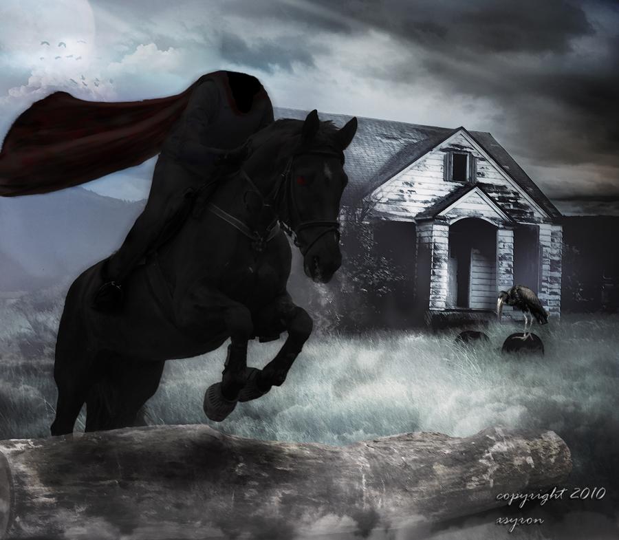 Sleepy Hollow Headless Horseman: Sleepy Hollow By Xsyron On DeviantArt