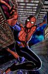 Spiderman 2016 by SH4D0VVKN1GHT