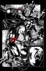 Top Cow 2017 REDRAWN Greyscale 004 by SH4D0VVKN1GHT