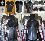 Final Fantasy Lightning Returns Chest Armor