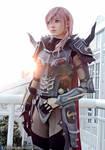 Lightning Returns Final Fantasy XIII Cosplay
