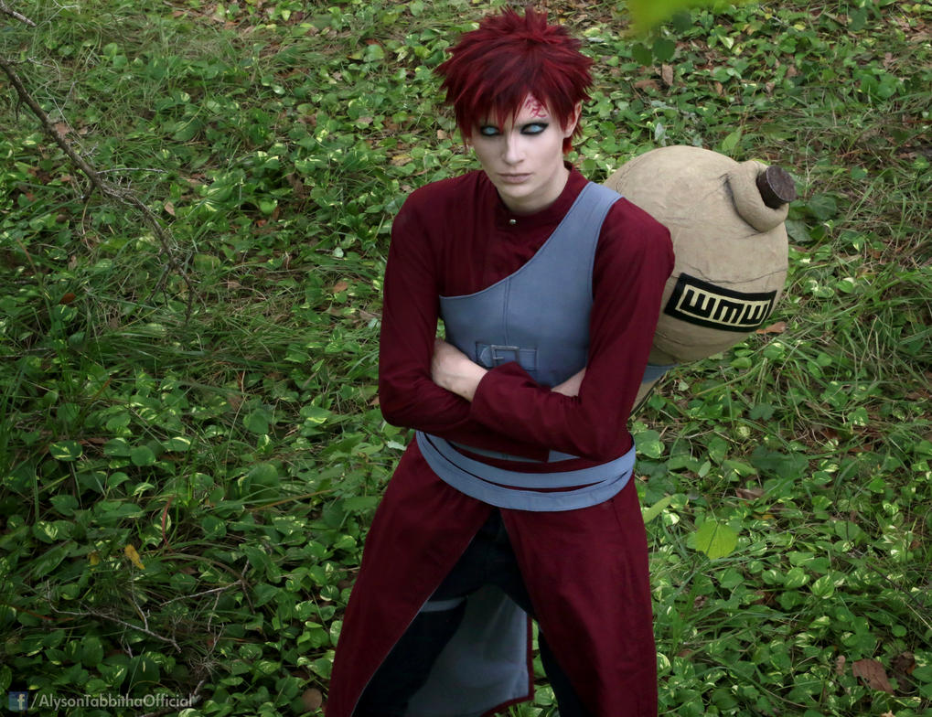 Resultado de imagen para gaara cosplay