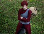 Gaara Cosplay by Alyson Tabbitha