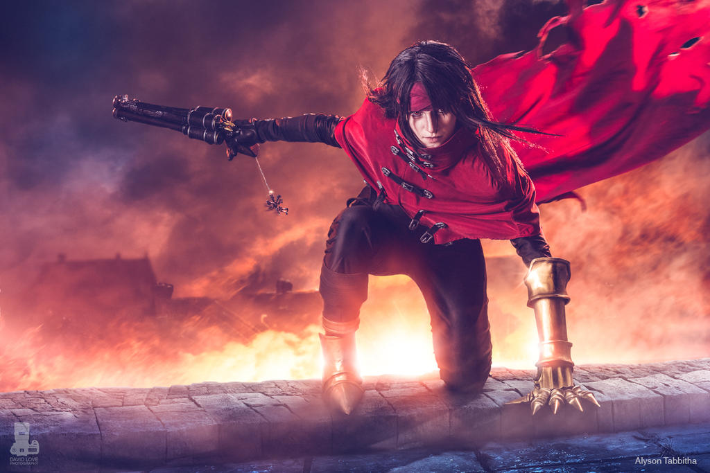 Vincent Valentine Crossplay By AlysonTabbitha ...