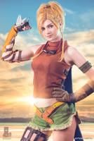 Rikku Final Fantasy X Cosplay! by AlysonTabbitha