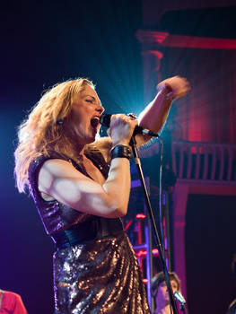 Storm Large New Years Eve 2011