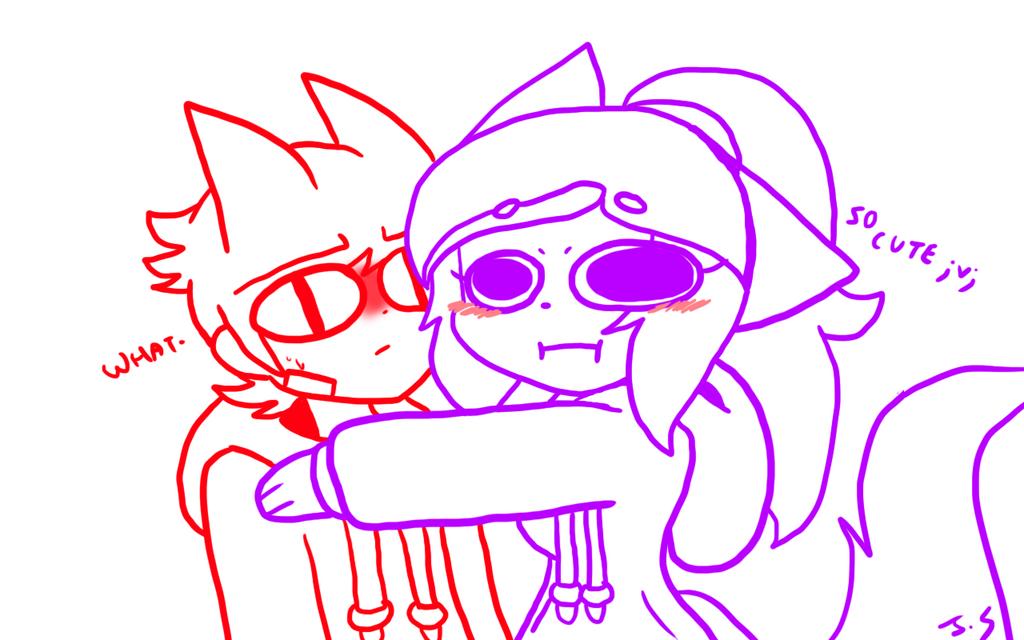 Hugs by Susuna56