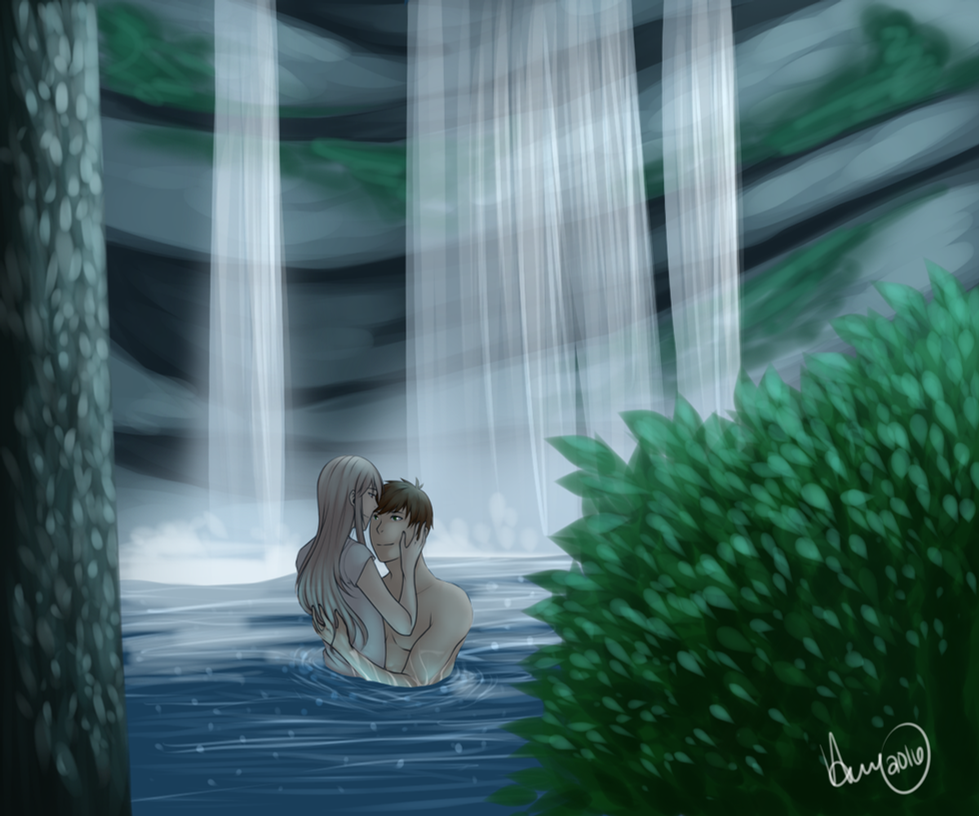 Tomaki and Victoria by the Falls by GabrielRaven