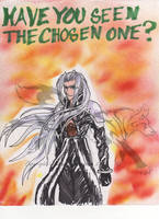 The Chosen One... AX 05 by Jianre-M
