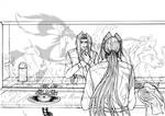 Sephiroth Massacre by Jianre-M