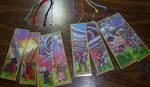 FF7 Bookmark Set - P by Jianre-M