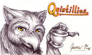 Quintillius Badge - CF 2008 by Jianre-M