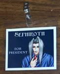 Sephiroth For President
