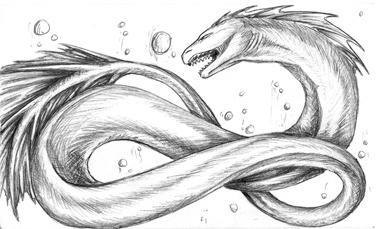 Random Sea Serpent