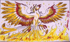 Pheonix Commission - AD 2008 by Jianre-M