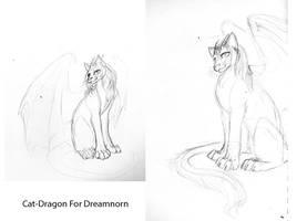 Furrsona for Dreamnorn by Jianre-M