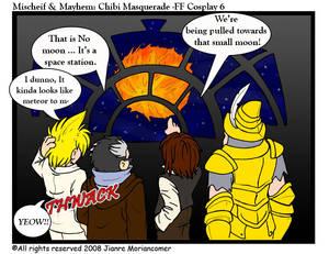 Chibi Masquerade: FF Cosplay 6