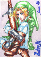 Playing Card - Link by Jianre-M