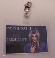 Seph 4 Prez badge - version 2 by Jianre-M