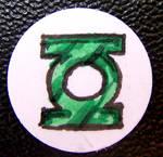 Green Lantern Chibi - Commish