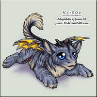 Adoptable - C3 : Noe by Jianre-M