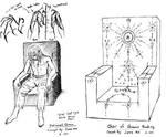 Demonic Binding Chair Concept