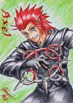 Axel - Playing Card - V.2
